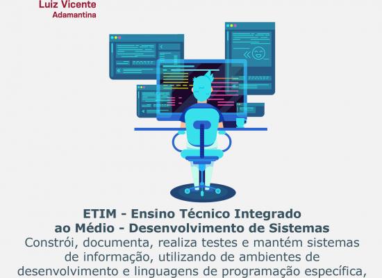 ETIM – Desenvolvimento de Sistemas