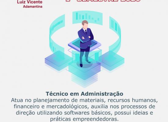 Técnico em Administração – Classe Descentralizada Junqueirópolis
