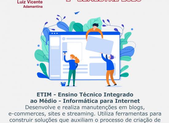 ETIM – Informática para Internet