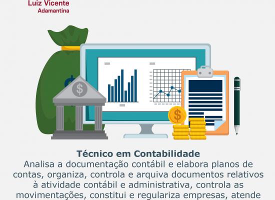 Técnico em Contabilidade – Classe Descentralizada Junqueirópolis