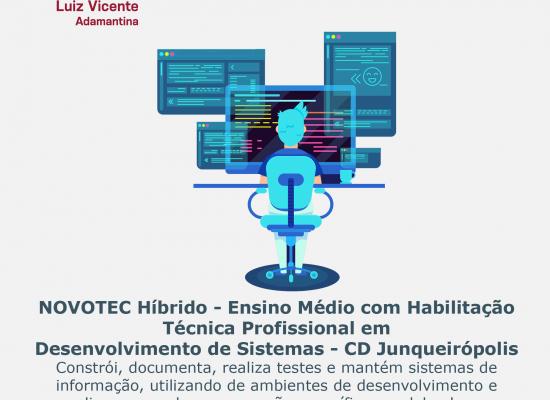 NOVOTEC Híbrido – Informática para Internet – Junqueirópolis